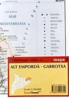 Titantitan.mx Mapa 5. Alt Emporda; Garrotxa Image