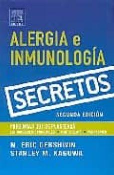 Ojpa.es Alergia E Inmunologia: Secretos (2ª Ed.) Image