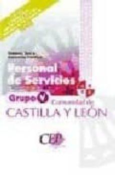 Permacultivo.es Temario, Test Y Supuestos Prácticos Oposiciones Personal De Servi Cios (Personal Laboral Grupo V) Comunidad Autonoma Castilla Y Leon Image