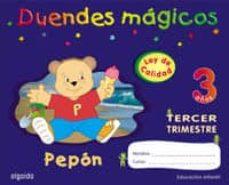 Javiercoterillo.es Duendes Magicos. Pepon 3 Años (Infantil) (3er Trimestre) Image