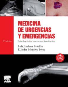medicina de urgencias y emergencias + acceso web (ebook)-luis jimenez murillo-f. javier montero perez-9788490224540