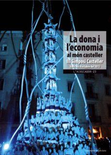 Inmaswan.es La Dona I L Economia Al Món Casteller Image