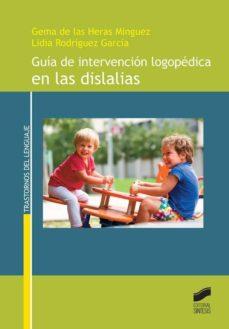 Elmonolitodigital.es Guia De Intervencion Logopedica En Las Dislalias Image