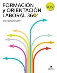 formación y orientación laboral 360º ed. 2018-9788490789940