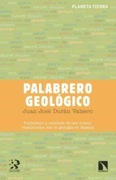Geekmag.es Palabrero Geológico Image