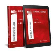 civitas - leyes del trabajo (11ª ed.)-9788491529040