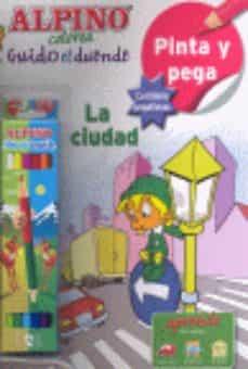 Chapultepecuno.mx Pinta Y Pega La Ciudad Con Lapices (Colorea Guido El Duende) Image