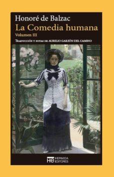Descarga de audiolibros en alemán LA COMEDIA HUMANA (VOL.III) de HONORE DE BALZAC in Spanish 9788494360640 CHM DJVU MOBI