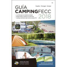 guia de camping oficial de la fecc 2018-9788495092540