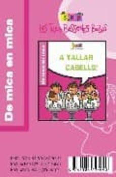Curiouscongress.es A Tallar Cabells! (Les Tres Bessones Bebes) Image