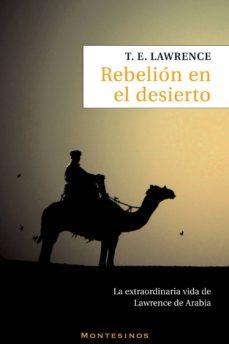 Los mejores libros de epub gratis para descargar REBELION EN EL DESIERTO (MONTESINOS)