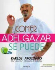 comer y adelgazar - se puede-karlos arguiñano-9788496177840