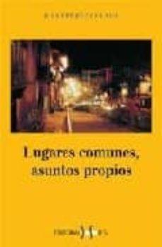 Mrnice.mx Lugares Comunes, Asuntos Propios Image