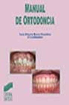 Descargar amazon ebooks a kobo MANUAL DE ORTODONCIA (Spanish Edition)