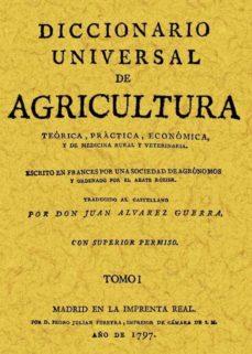 Encuentroelemadrid.es Diccionario Universal De Agricultura (Tomo 16) Image