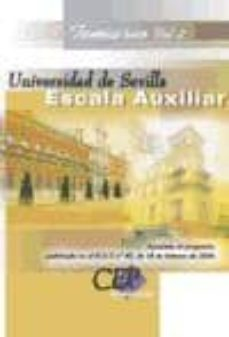 Chapultepecuno.mx Escala Auxiliar. Universidad De Sevilla (Temario Vol. Ii) Image