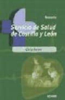 Javiercoterillo.es Celadores Servicio Andaluz De Salud. Temario Image