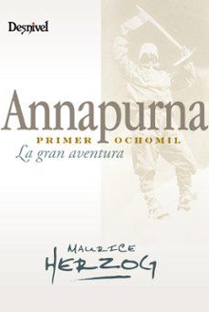 Inmaswan.es Annapurna Primer Ochomil: La Gran Aventura Image
