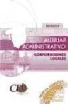 Emprende2020.es Auxiliares Administrativos De Corporaciones Locales. Oposiciones Generales. Temario Auxiliares Image
