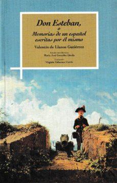 Geekmag.es Don Esteban, O Memorias De Un Español Escritas Por ÉL Mismo Image
