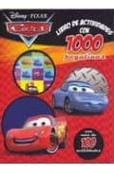 Premioinnovacionsanitaria.es Cars Actividades 1000 Pegatinas Image