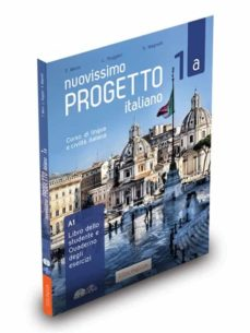 PDF descargable de libro electrónico NUOVISSIMO PROGETTO ITALIANO 1A + CD + DVD de  PDB ePub in Spanish