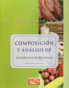 Permacultivo.es Composicion Y Analisis De Alimentos Pearson (2ª Ed.) Image