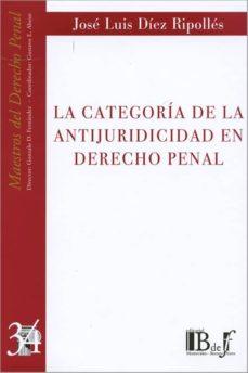 Comercioslatinos.es Categoria De La Antijuridicidad En Derecho Penal Image