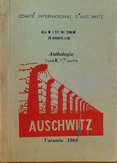 Costosdelaimpunidad.mx Auschwitz - Anthologie, Tome Iii, 1re. Partie Image