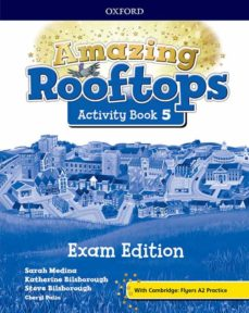 AMAZING ROOFTOPS 5 ACTIVITY BOOK EXAM PACK | VV.AA