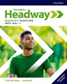 Iphone libros pdf descarga gratuita HEADWAY BEGINNER MULTIPACK A WITH STUDENT S RESOURCE CENTRE (5TH EDITION) PDB PDF 9780194523950 in Spanish de