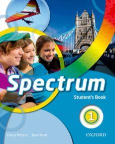 spectrum 1 student s book-9780194852050
