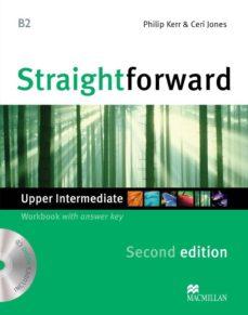 Libera descargas de ebooks STRAIGHTFORWARD  UPPER-INTERMEDIATE 2ND ED WORKBOOK PK WITH KEY de  9780230423350 en español