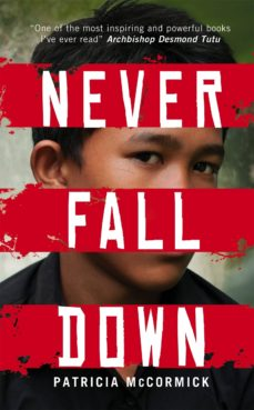 never fall down-patricia mccormick-9780552567350
