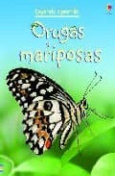 Permacultivo.es Orugas Y Mariposas (Leyendo Aprendo) Image