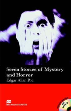 Descargando libros a iphone 5 MACMILLAN READERS ELEMENTARY: SEVEN STORIES MYSTERY AND HORROR 9781405075350