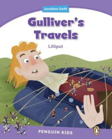 penguin kids 5 gulliver s travels reader-9781408288450