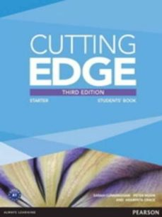 Ebook kindle descargar portugues CUTTING EDGE NEW EDITION STARTER STUDENT BOOK/DVD PACK & MEL PACK ADULTOS