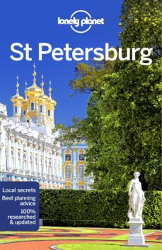 st petersburg 2018 (8th ed.) (lonely planet)-9781786573650
