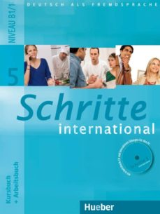 Leer en linea SCHRITTE INTERNATIONAL 5 (KB + AB + CD)