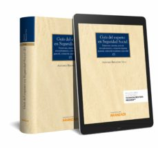 Libros gratis para descargar en el teléfono android. GUIA DE EXPERTOS EN SEGURIDAD SOCIAL. 9788413081250 RTF de ANTONIO BENAVIDES VICO