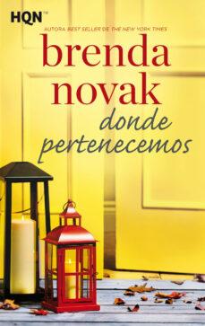Descargar libros en pdf gratis para móviles DONDE PERTENECEMOS