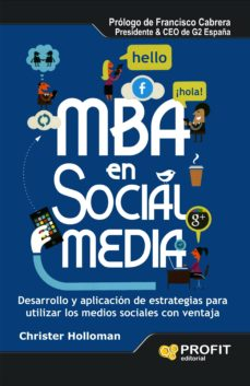 mba en social media-christer holloman-9788415505150