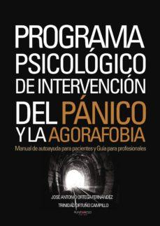 Trailab.it Programa Psicologico De Intervencion Del Panico Y La Agorafobia Image