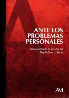 ante los problemas personales-carlos j. garcia cosin-9788416348350