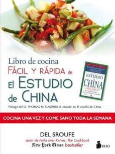 libro de cocina facil y rapida de el estudio de china-del sroufe-9788416579150