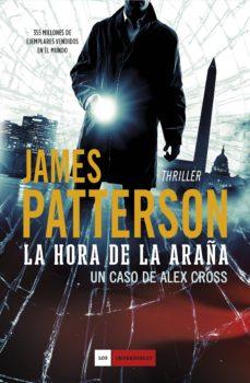 la hora de la araña (ebook)-james patterson-9788416634750