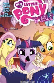 my little pony 4. la magia de la amistad-heather nuhfer-brenda hickey-9788416636150