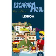 lisboa escapada azul 2017 (4ª ed.)-manuel monreal iglesia-9788416766550