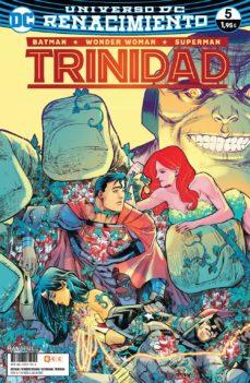 BATMAN / SUPERMAN / WONDER WOMAN: TRINIDAD Nº 05 (RENACIMIENTO) - FRANCIS MANAPUL | Adahalicante.org